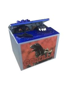Coin Stealing Godzilla Money Bank