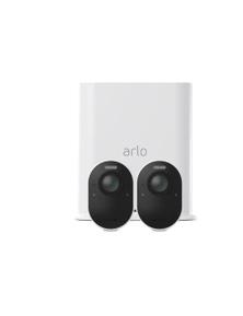 Arlo Ultra 2 Spotlight Camera - 4K UHD & HDR - 2 camera system