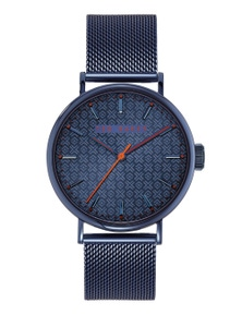 Ted Baker Mimosa Blue Mesh Watch