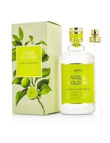 4711 Acqua Colonia Lime And Nutmeg Eau De Cologne Spray