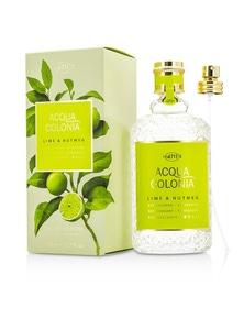 4711 Acqua Colonia Lime And Nutmeg Eau De Cologne Spray