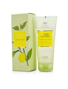 4711 Acqua Colonia Lemon And Ginger Aroma Shower Gel