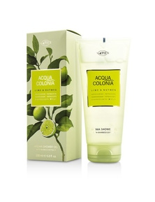 4711 Acqua Colonia Lime And Nutmeg Aroma Shower Gel