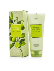 4711 Acqua Colonia Lime And Nutmeg Moisturizing Body Lotion