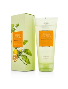 4711 Acqua Colonia Mandarine And Cardamom Aroma Shower Gel