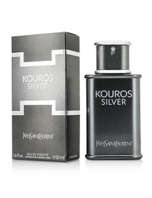 Yves Saint Laurent Kouros Silver Eau De Toilette Spray