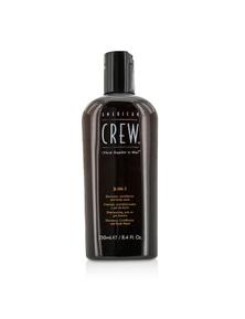 American Crew Men 3-IN-1 Shampoo, Conditioner And Body Wash