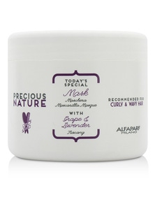 AlfaParf Precious Nature Today's Special Mask (For Curly And Wavy Hair)