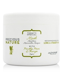 AlfaParf Precious Nature Today's Special Mask (For Long And Straight Hair)