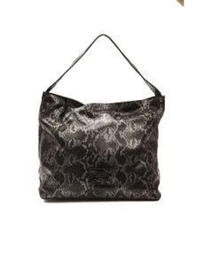 Pompei Donatella Grigio Grey Shoulder Bag