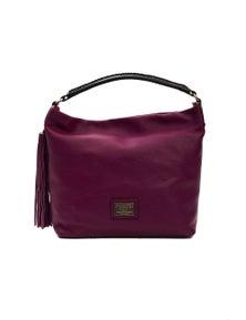 Pompei Donatella Amaranto Shoulder Bag