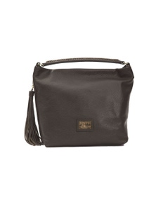 Pompei Donatella Cioccolato Shoulder Bag