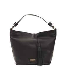 Pompei Donatella Nero Black Shoulder Bag