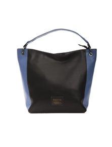 Pompei Donatella Avio Nero Shoulder Bag