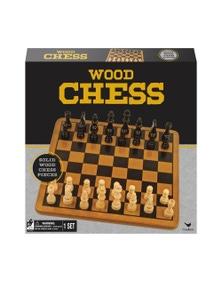 Cardinal Classic Wood Chess Board Game 2x