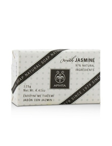 Apivita Natural Soap With Jasmine