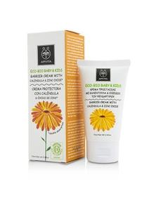 Apivita Eco-Bio Baby And Kids Barrier Cream With Calendula And Zinc Oxide