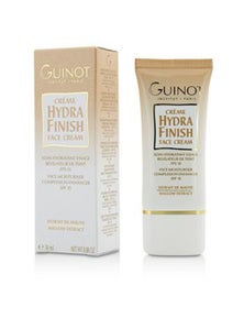 Guinot Creme Hydra Finish Face Moisturiser Complexion Enhancer SPF15