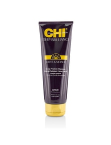 CHI Deep Brilliance Olive And Monoi Deep Protein Masque Strengthening Treatment