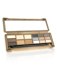 BYS Contour, Brow And Eyeshadow Palette - Essentials