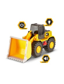 Cat Tough Machines Lights and Sounds Wheel Loader