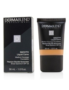 Dermablend Smooth Liquid Camo Foundation SPF 25 (Medium Coverage)