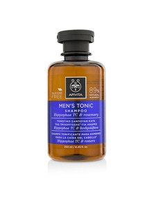 Apivita Men's Tonic Shampoo with Hippophae TC And Rosemary (For Thinning Hair)