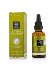 Apivita Nature's Hair Miracle Strengthening & Energizing Hair Oil with Propolis