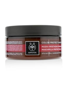 Apivita Color Protect Hair Mask with Sunflower And Honey (For Colored Hair)