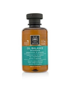 Apivita Oil Balance Shampoo with Peppermint And Propolis (For Oily Hair)