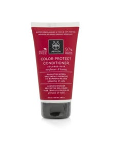 Apivita Color Protect Conditioner with Sunflower And Honey (For Colored Hair)