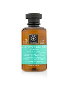 Apivita Oily Roots And Dry Ends Shampoo with Nettle And Propolis (For Hair with Oily Roots and Dry Ends)
