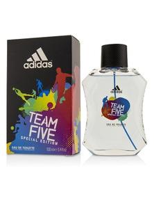 Adidas Team Five Eau De Toilette Spray (Special Edition)