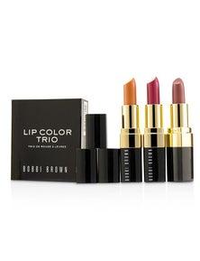 Bobbi Brown Lip Colour Trio - Salmon (#1) Pink (#6), Sandwash Pink (#22)