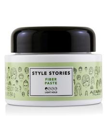 AlfaParf Style Stories Fiber Paste (Light Hold)