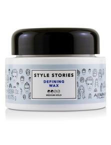 AlfaParf Style Stories Defining Wax (Medium Hold)