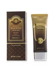 3W Clinic Premium Placenta Sun BB Cream SPF 40/ PA+++