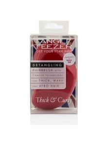Tangle Teezer Thick & Curly Detangling Hair Brush (For Thick, Wavy and Afro Hair)