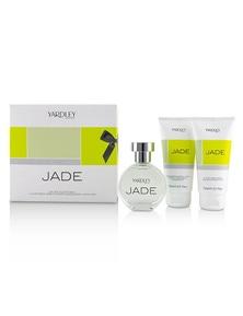 Yardley London Jade Coffret: Eau De Toilette Spray 50ml/1.7oz + Luxury Body Wash 75ml/2.5oz + Moisturising Body Lotion 75ml/2.5oz