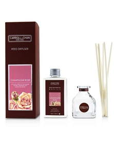 The Candle Company (Carroll & Chan) Reed Diffuser - Champagne Rose