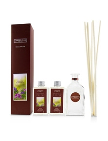 The Candle Company (Carroll & Chan) Reed Diffuser - Geraniol And Citronella
