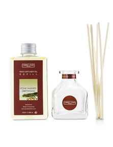 The Candle Company (Carroll & Chan) Reed Diffuser - Stone-Washed Driftwood