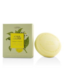 4711 Acqua Colonia Lemon And Ginger Aroma Soap
