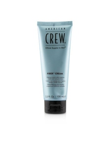 American Crew Men Fiber Cream Fibrous Cream (Medium Hold and Natural Shine)