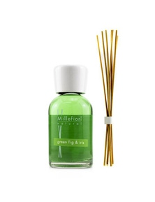 Millefiori Natural Fragrance Diffuser - Green Fig And Iris