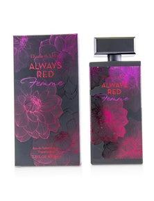 Elizabeth Arden Always Red Femme Eau De Toilette Spray