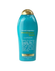 OGX 577ml Body Lotion Moisturizer Eucalyptus Mint Moisturiser