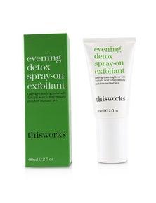 This Works Evening Detox Spray-On Exfoliant