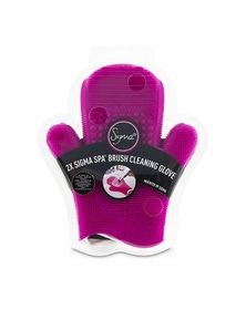 Sigma Beauty 2X Sigma Spa Brush Cleaning Glove - Pink