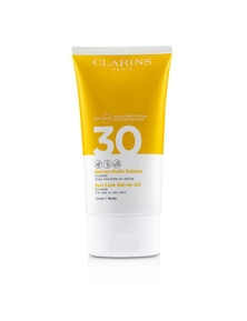 Clarins Sun Care Body Gel-to-Oil SPF 30 - For Wet or Dry Skin